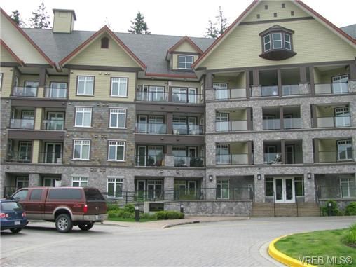 Main Photo: 305 1375 Bear Mountain Parkway in VICTORIA: La Bear Mountain Condo Apartment for sale (Langford)  : MLS® # 361330