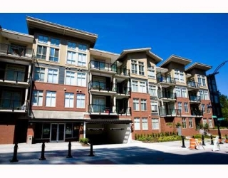 "Main Photo: 410 101 MORRISSEY Road in Port Moody: Port Moody Centre Condo for sale in ""LIBRA"" : MLS(r) # R2084911"