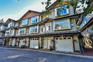 "Main Photo: 27 8155 164 Street in Surrey: Fleetwood Tynehead Townhouse for sale in ""Sequoia Ridge"" : MLS(r) # R2103002"