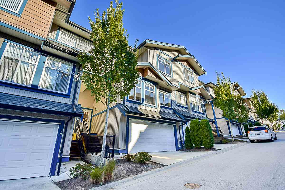 "Photo 20: 30 14462 61A Avenue in Surrey: Sullivan Station Townhouse for sale in ""Ravina"" : MLS® # R2108043"