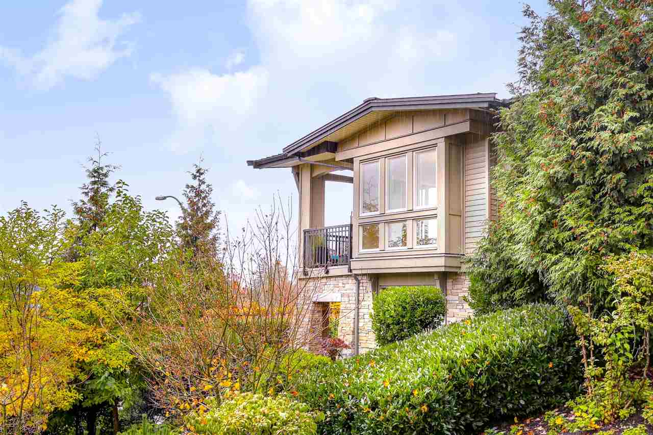 Main Photo: 105 3076 DAYANEE SPRINGS Boulevard in Coquitlam: Westwood Plateau Townhouse for sale : MLS® # R2119621
