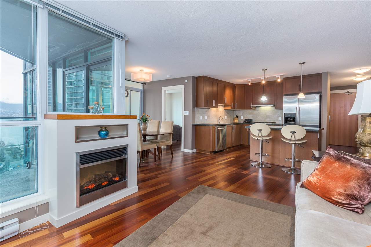 "Photo 4: 901 1189 MELVILLE Street in Vancouver: Coal Harbour Condo for sale in ""COAL HARBOUR"" (Vancouver West)  : MLS(r) # R2125909"