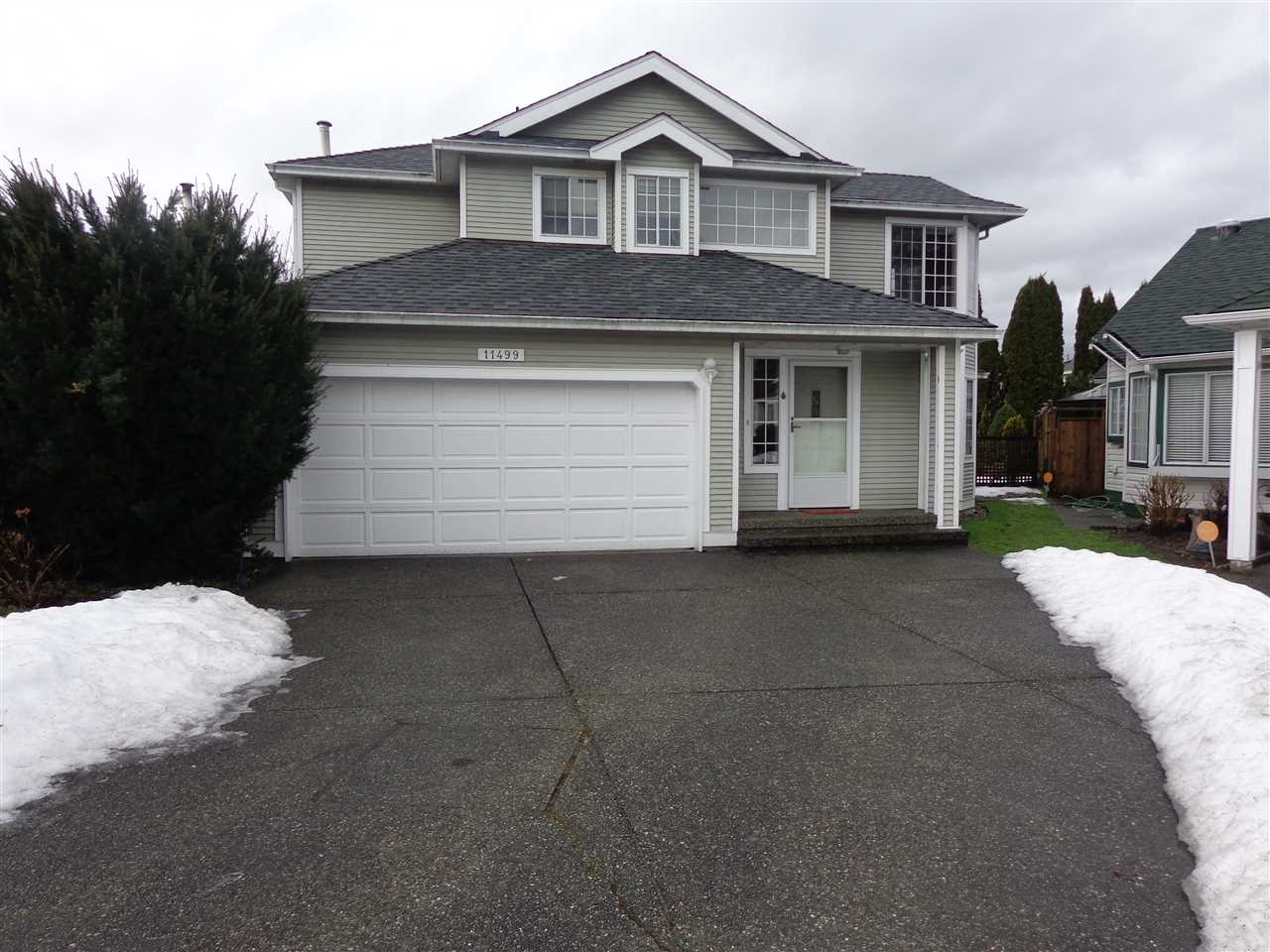 Main Photo: 11499 207A Street in Maple Ridge: Southwest Maple Ridge House for sale : MLS®# R2132621