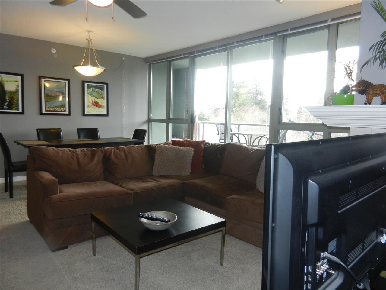 "Photo 3: 602 5657 HAMPTON Place in Vancouver: University VW Condo for sale in ""The Stratford"" (Vancouver West)  : MLS(r) # R2140465"
