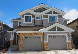 Main Photo: 4017 6 Street in Edmonton: Zone 30 House Half Duplex for sale : MLS(r) # E4053095