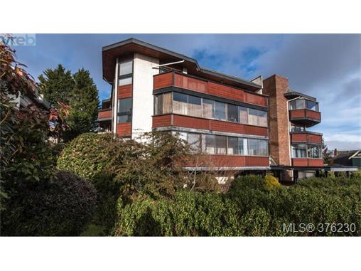 Main Photo: 101 1252 Pandora Avenue in VICTORIA: Vi Fernwood Condo Apartment for sale (Victoria)  : MLS® # 376230