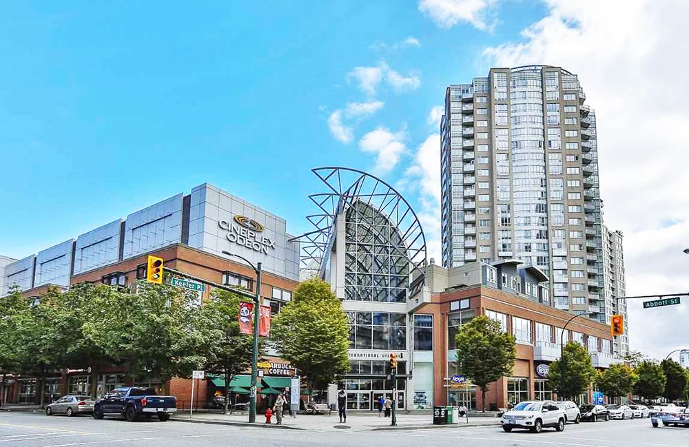 "Main Photo: 1201 63 KEEFER Place in Vancouver: Downtown VW Condo for sale in ""EUROPA"" (Vancouver West)  : MLS® # R2159446"
