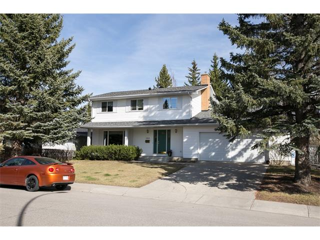 Main Photo: 2043 PALISPRIOR Road SW in Calgary: Palliser House for sale : MLS® # C4113713