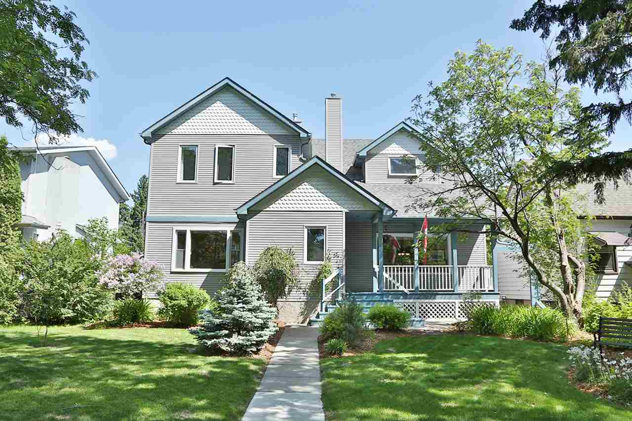 Main Photo: 10409 134 Street in Edmonton: Zone 11 House for sale : MLS(r) # E4068303