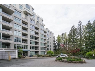 "Main Photo: 307 9232 UNIVERSITY Crescent in Burnaby: Simon Fraser Univer. Condo for sale in ""NOVO II"" (Burnaby North)  : MLS(r) # R2177254"