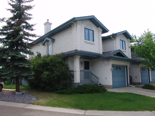 Main Photo: 115 BULYEA Road in Edmonton: Zone 14 Townhouse for sale : MLS® # E4069130
