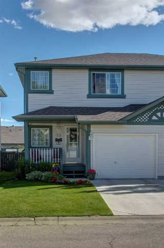 Main Photo: 33 15215 126 Street in Edmonton: Zone 27 Townhouse for sale : MLS(r) # E4069735