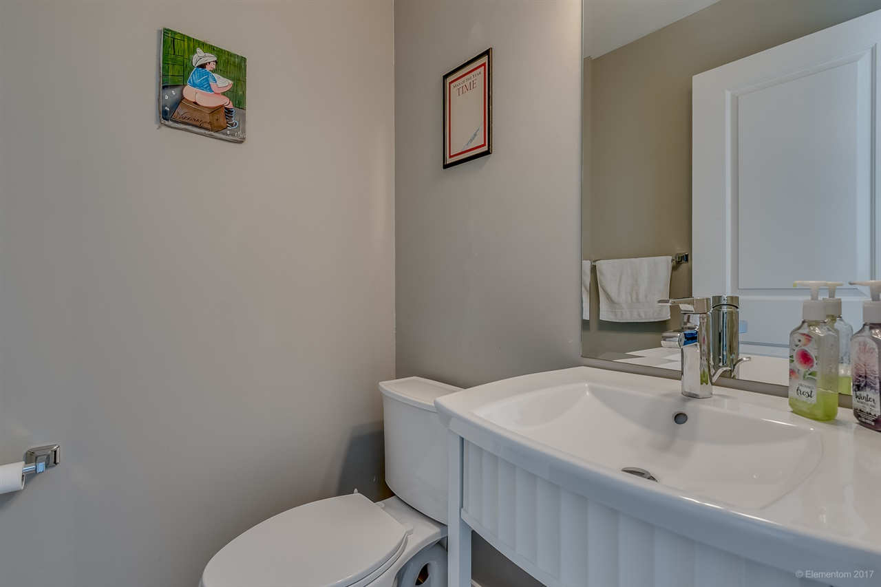 "Photo 8: 33 1299 COAST MERIDIAN Road in Coquitlam: Burke Mountain Townhouse for sale in ""BREEZE"" : MLS® # R2195515"
