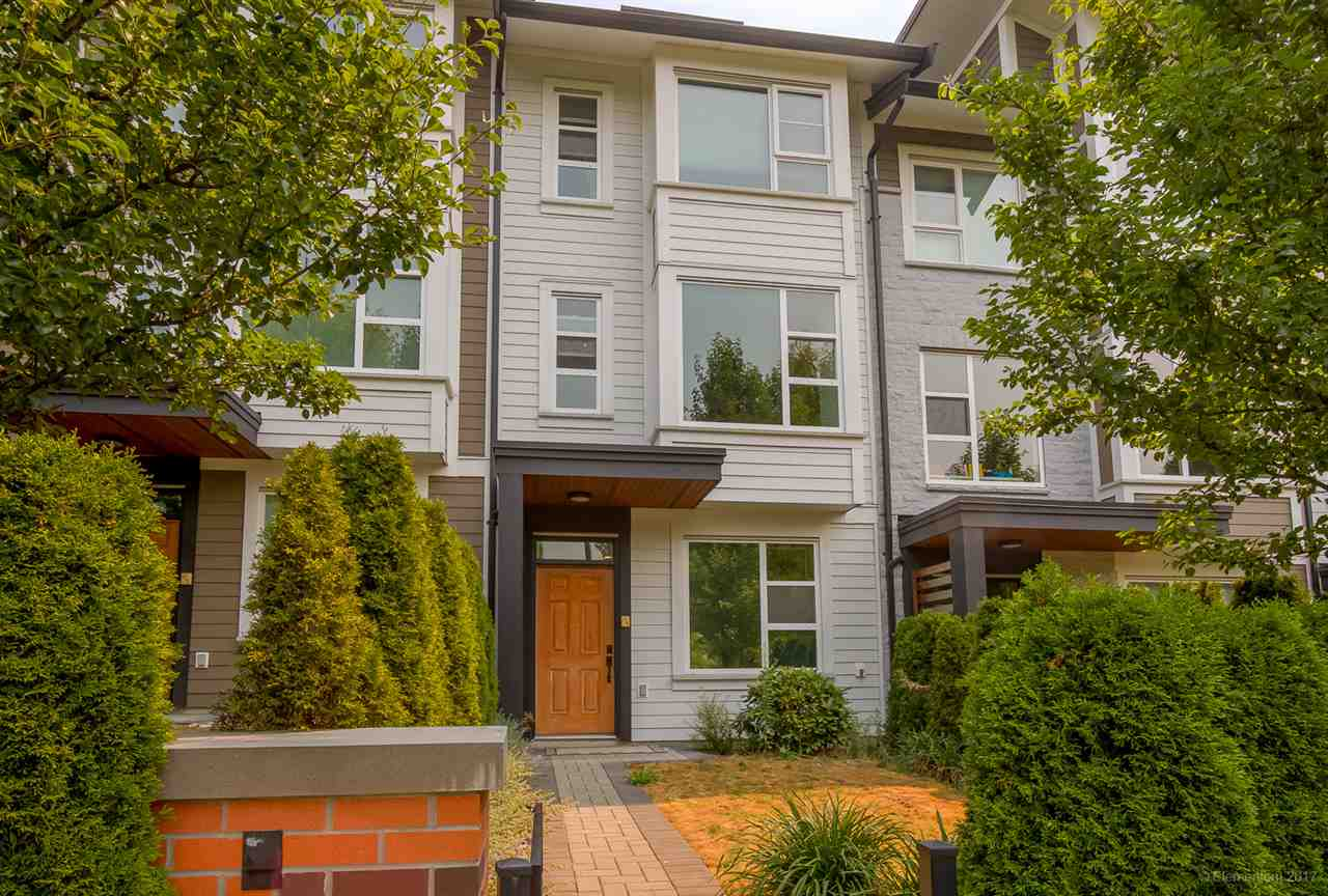 "Photo 2: 33 1299 COAST MERIDIAN Road in Coquitlam: Burke Mountain Townhouse for sale in ""BREEZE"" : MLS® # R2195515"