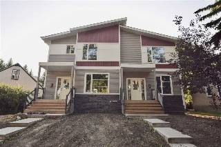 Main Photo: 11624 128 Street in Edmonton: Zone 07 House Duplex for sale : MLS® # E4079353