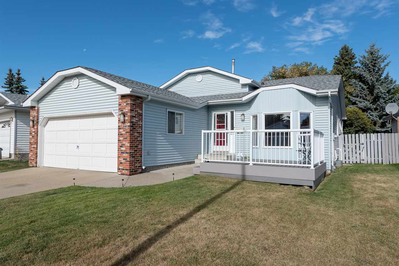 Main Photo: 1120 48 Street in Edmonton: Zone 29 House for sale : MLS® # E4081669