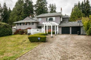 Main Photo: 538 NEWDALE Place in West Vancouver: Cedardale House for sale : MLS® # R2223190