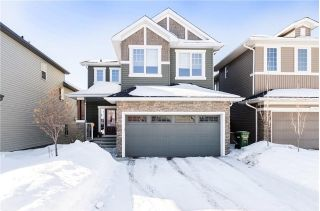 Main Photo: 1379 RAVENSCROFT Way SE: Airdrie House for sale : MLS® # C4166388