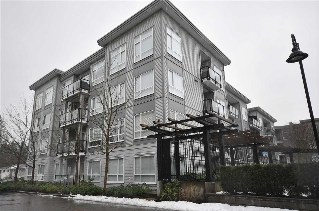 "Main Photo: 522 13733 107A Avenue in Surrey: Whalley Condo for sale in ""Quattro"" (North Surrey)  : MLS®# R2242907"