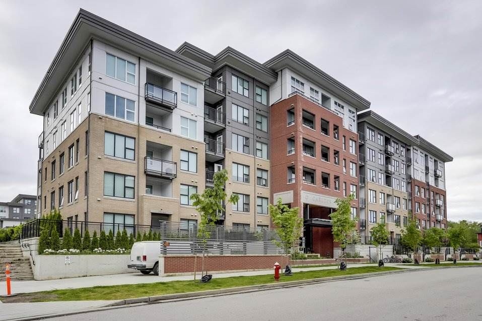 "Main Photo: 609 9366 TOMICKI Avenue in Richmond: West Cambie Condo for sale in ""Alexandra Court"" : MLS®# R2268280"