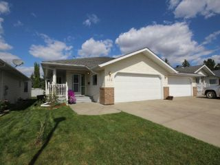 Main Photo: 115 Lakeside Place: Leduc House Half Duplex for sale : MLS®# E4112231