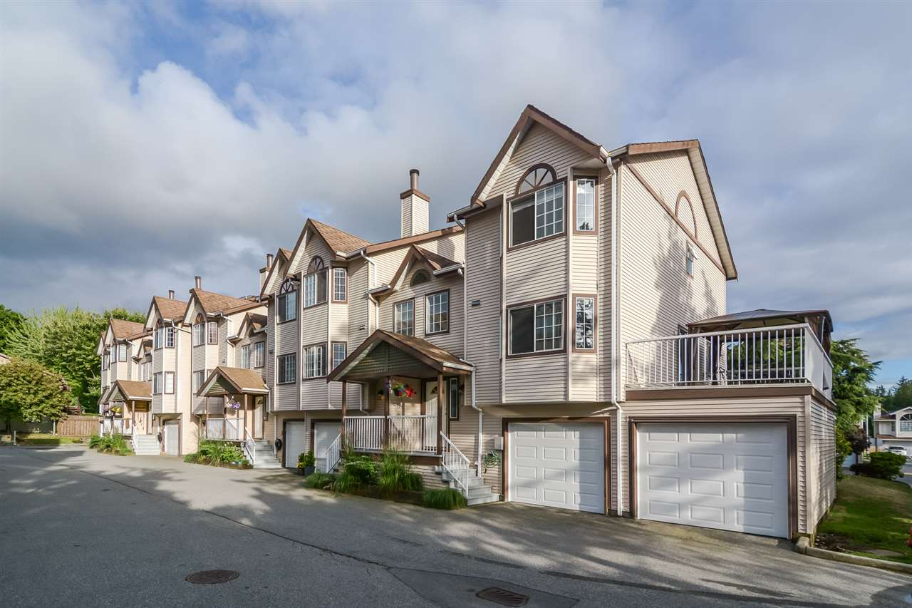 "Main Photo: 15 2352 PITT RIVER Road in Port Coquitlam: Mary Hill Townhouse for sale in ""Shaughnessy Estates"" : MLS®# R2284697"