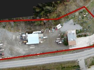 Main Photo: 2565 PRINCETON KAMLOOPS Highway in : Knutsford-Lac Le Jeune Building and Land for sale (Kamloops)  : MLS®# 147717