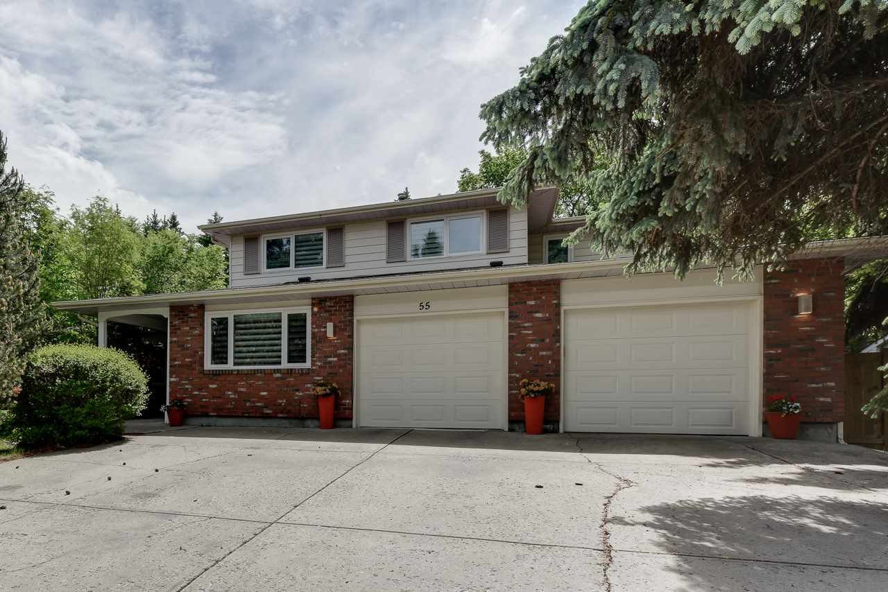 FEATURED LISTING: 55 QUESNELL Crescent Edmonton