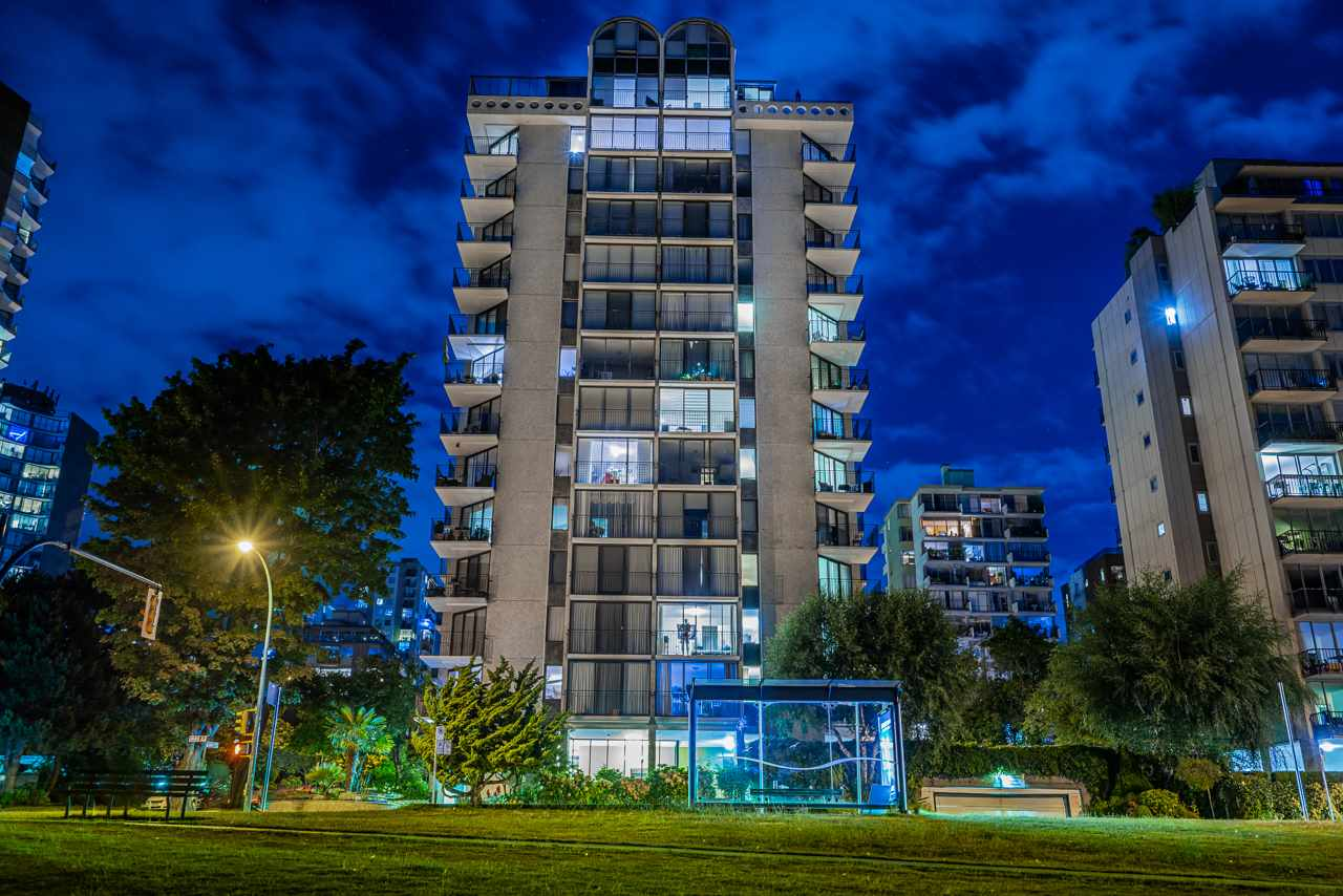 FEATURED LISTING: 1301 - 1575 BEACH Avenue Vancouver