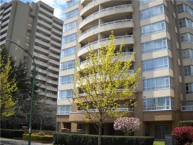 "Main Photo: 2301 6521 BONSOR Avenue in Burnaby: Metrotown Condo for sale in ""SYMPHONY 1"" (Burnaby South)  : MLS(r) # V885133"