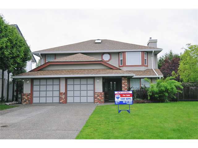 Main Photo: 12187 CHERRYWOOD Drive in Maple Ridge: East Central House for sale : MLS® # V890708