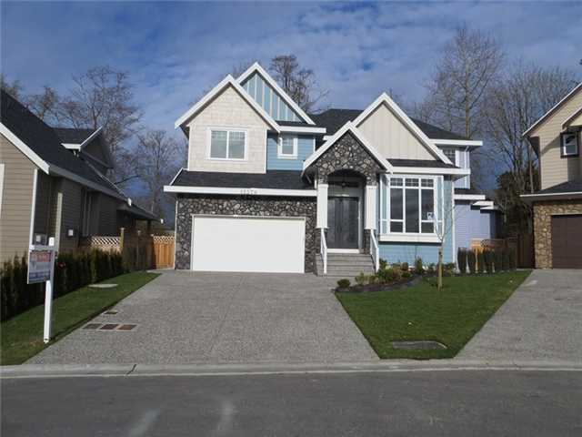 "Main Photo: 15579 80A Avenue in Surrey: Fleetwood Tynehead House for sale in ""FLEETWOOD PARK"" : MLS®# F1401500"