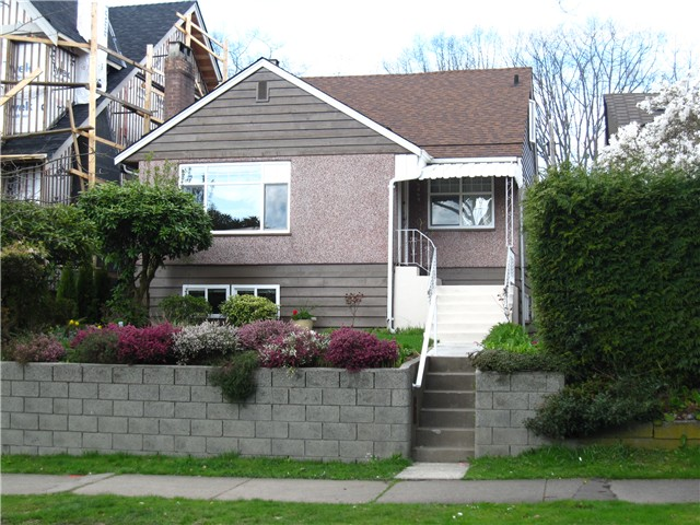 Main Photo: 4049 W 33RD AV in Vancouver: Dunbar House for sale (Vancouver West)  : MLS® # V1043567