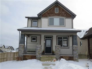 Main Photo: 159 Sunset Cove: Cochrane Residential Detached Single Family for sale : MLS®# C3605840