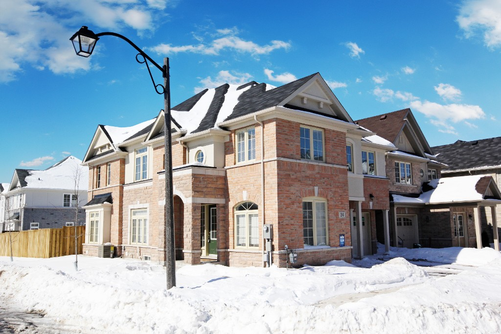 Main Photo:  in Ajax: Northeast Ajax House (2-Storey) for sale