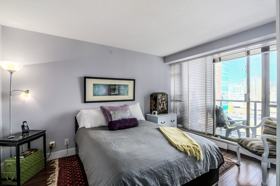 Photo 10: 807 1575 W 10TH Avenue in Vancouver: Fairview VW Condo for sale (Vancouver West)  : MLS(r) # R2029744