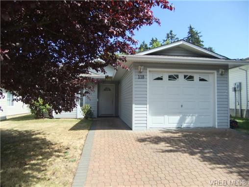 Main Photo: 118 Camas Lane in VICTORIA: VR Glentana Manu Single-Wide for sale (View Royal)  : MLS® # 366552