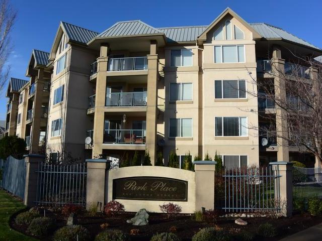 Main Photo: 203 950 LORNE STREET in : South Kamloops Apartment Unit for sale (Kamloops)  : MLS(r) # 137729