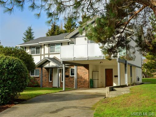 Main Photo: 1810 San Lorenzo Avenue in VICTORIA: SE Gordon Head Single Family Detached for sale (Saanich East)  : MLS® # 371984
