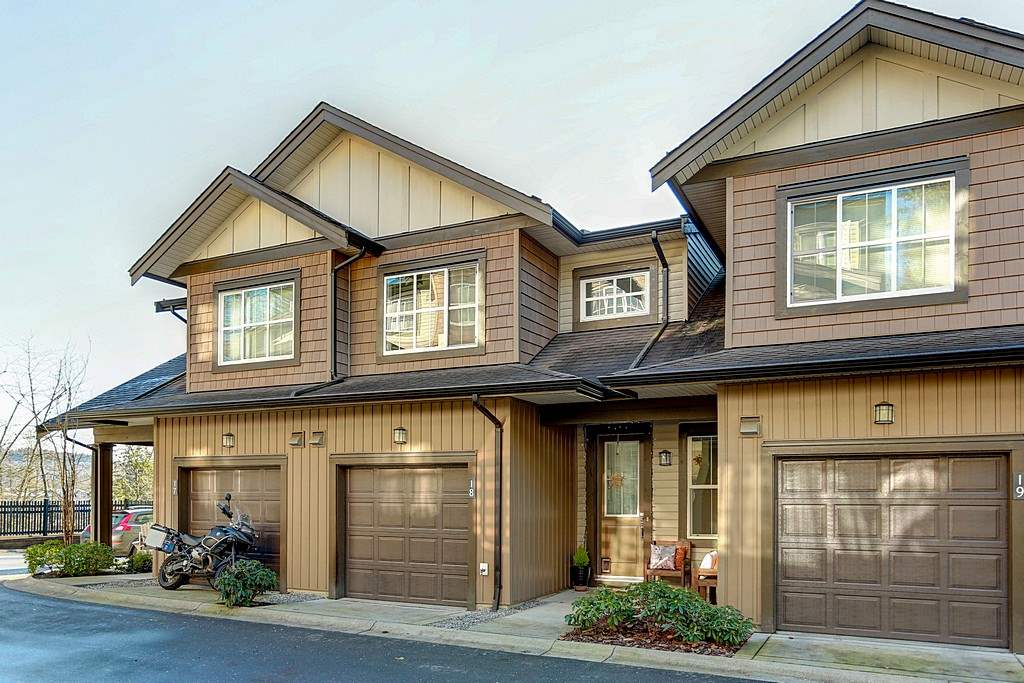 "Photo 19: 18 11176 GILKER HILL Road in Maple Ridge: Cottonwood MR Townhouse for sale in ""BLUETREE HOMES"" : MLS® # R2126749"
