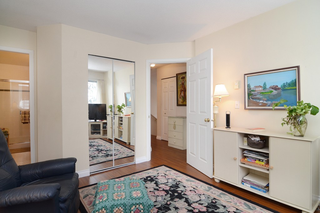 Photo 14: 44 2422 HAWTHORNE Avenue in Port Coquitlam: Central Pt Coquitlam Townhouse for sale : MLS(r) # R2136928