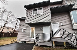 Main Photo: 5446 38A Avenue in Edmonton: Zone 29 Townhouse for sale : MLS(r) # E4059315