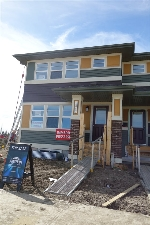 Main Photo: 388 CHARLESWORTH Drive in Edmonton: Zone 53 House Half Duplex for sale : MLS(r) # E4062044