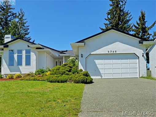 Main Photo: 6748 Rhodonite Drive in SOOKE: Sk Broomhill Single Family Detached for sale (Sooke)  : MLS® # 378495