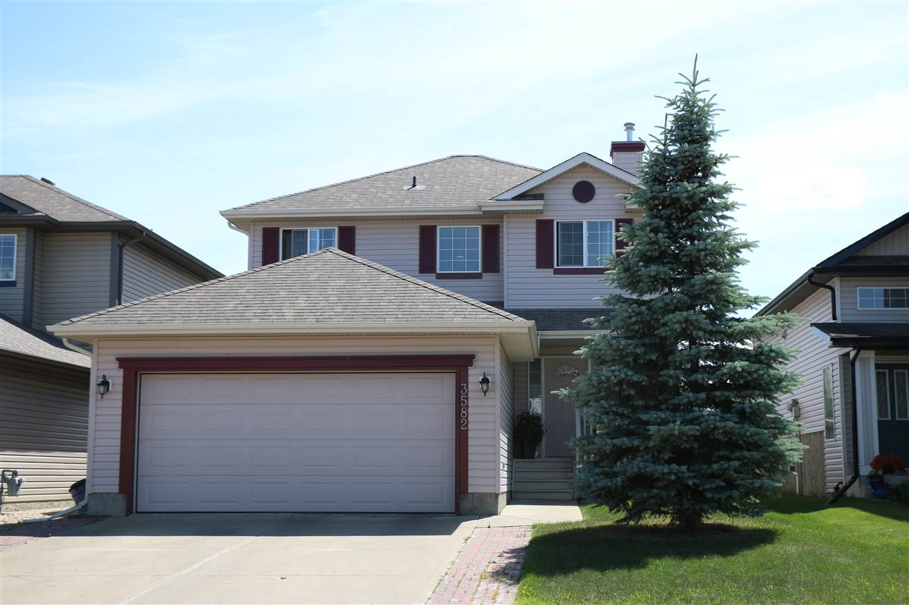 Main Photo: 3582 MCLEAN Crescent in Edmonton: Zone 55 House for sale : MLS(r) # E4069790