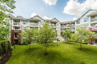 "Main Photo: 108 8068 120A Street in Surrey: Queen Mary Park Surrey Condo for sale in ""Melrose Place"" : MLS(r) # R2180982"