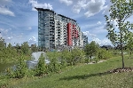 Main Photo: 1222 5151 Windermere Boulevard in Edmonton: Zone 56 Condo for sale : MLS(r) # E4070854