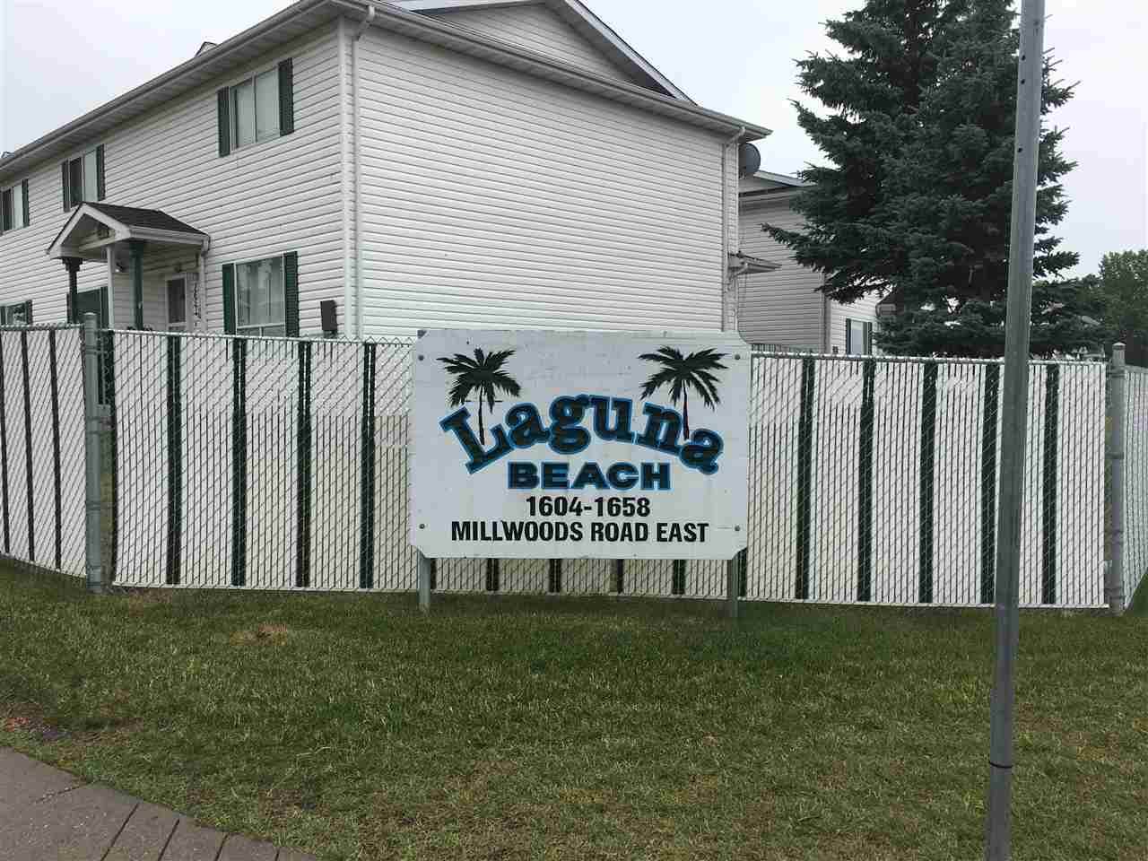 Main Photo: 1658 Millwoods Road E in Edmonton: Zone 29 Townhouse for sale : MLS® # E4073536