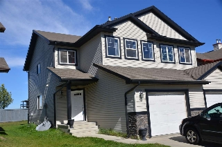Main Photo: 5972 164 Avenue in Edmonton: Zone 03 House Half Duplex for sale : MLS® # E4073788
