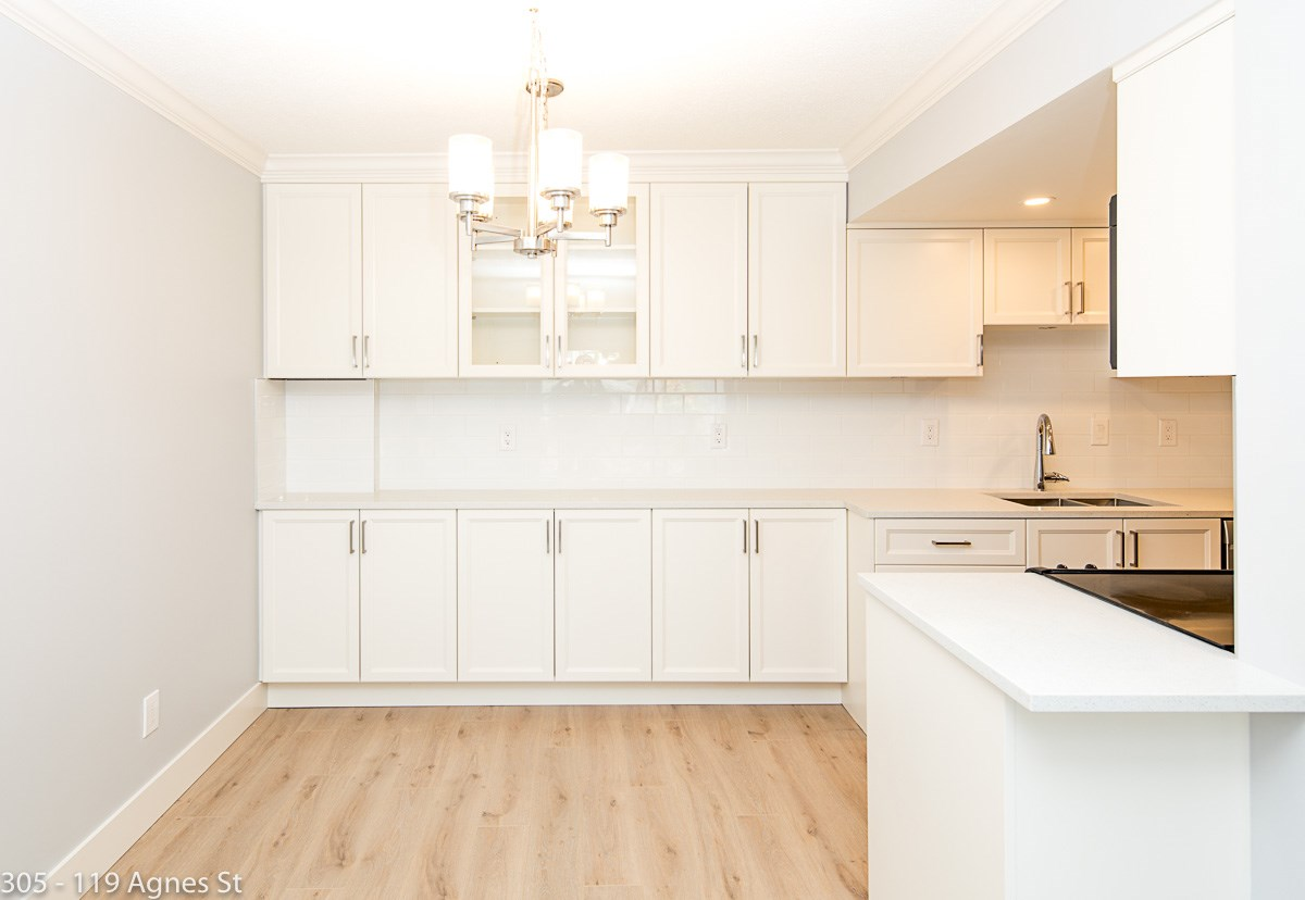 Main Photo: 305 119 AGNES Street in New Westminster: Downtown NW Condo for sale : MLS(r) # R2189817